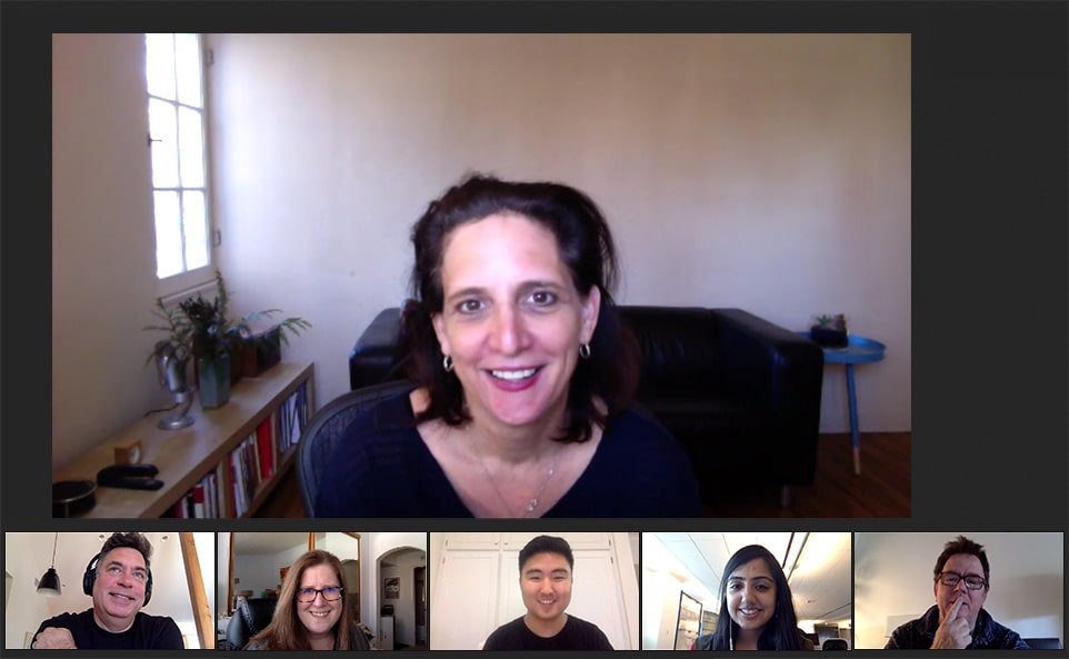 Skype Online Training UX Strategy Course with Jaime Levy
